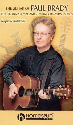 The Guitar of Paul Brady
