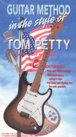 Guitar Method: In the Style of Tom Petty
