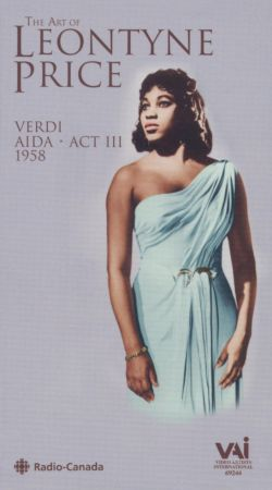 Leontyne Price: The Art of Verdi - Aida Act III