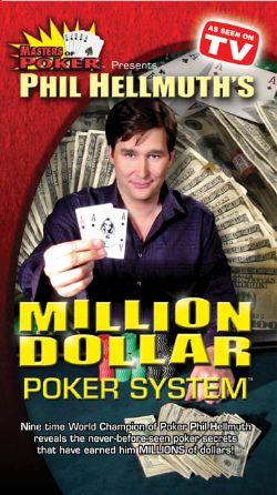 Masters of Poker: Phil Hellmuth's Million Dollar Poker System