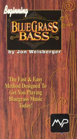 Traditional Instruments: Beginning Bluegrass Bass