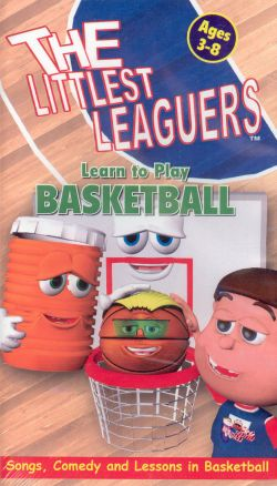 The Littlest Leaguers: Learn to Play Basketball