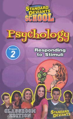 Standard Deviants School: Psychology, Module 2