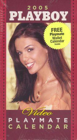 Playboy: 2005 Video Playmate Calendar