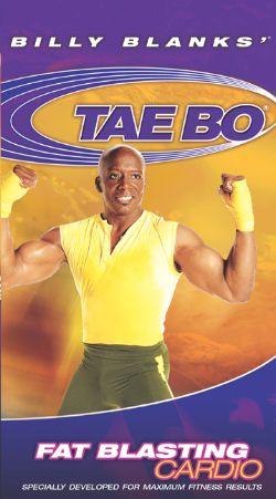 Billy Blanks: Tae Bo - Fat Blasting Cardio