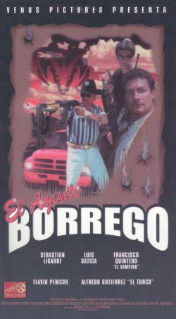 El Agente Borrego