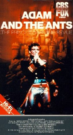 Adam and the Ants: Prince Charming Revue
