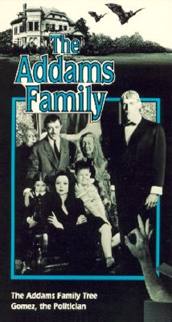 The Addams Family : Addams Family Goes to School
