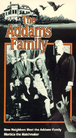 The Addams Family : Morticia and the Psychiatrist