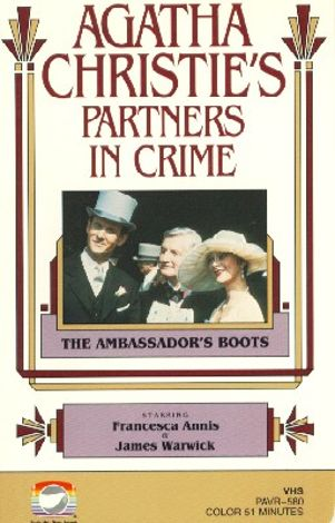 Mystery! : Partners in Crime: The Ambassador's Boots