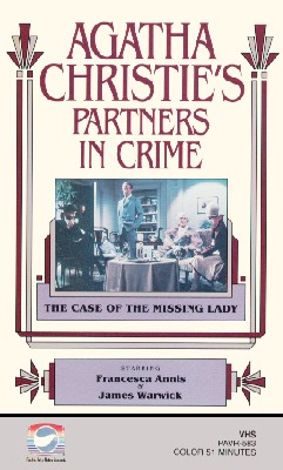Mystery! : Partners in Crime: The Case of the Missing Lady