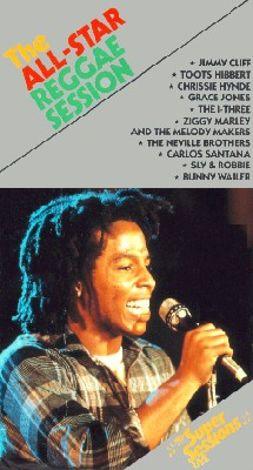 The All-Star Reggae Session