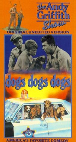 The Andy Griffith Show : Dogs, Dogs, Dogs