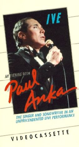 An Evening with Paul Anka