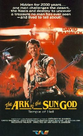 The Ark of the Sun God... Temple of Hell