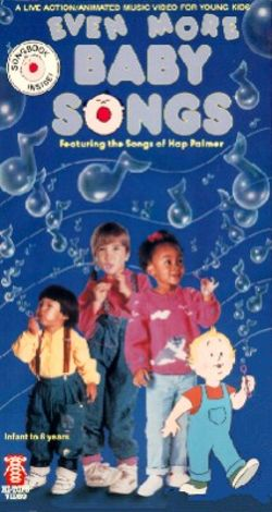 Baby Songs: Even More Baby Songs