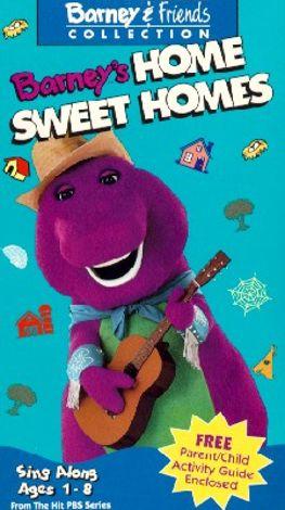Barney & Friends : Home, Sweet Homes