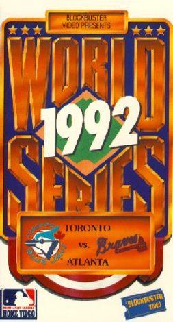 MLB: 1992 World Series - Toronto vs. Atlanta