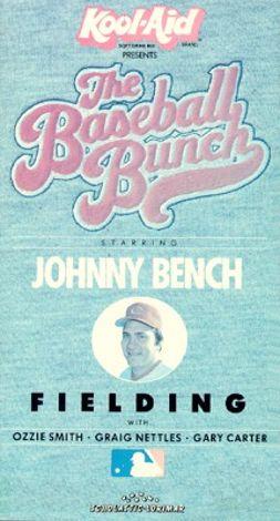 Baseball Bunch