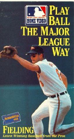 MLB: Play Ball the Major League Way - Fielding