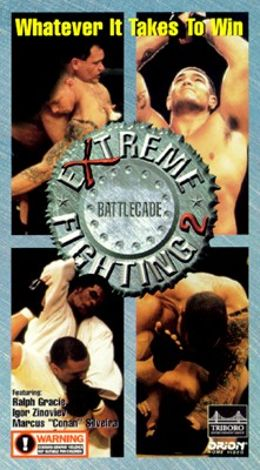 Battlecade: Extreme Fighting 2