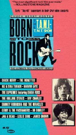 Chuck Berry Hosts Born to Rock: The T.A.M.I.-T.N.T. Show - The Ultimate '60s Concert Video