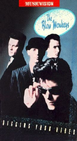 Blow Monkeys: Digging Your Video