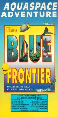 The Blue Frontier: Aquaspace Adventure