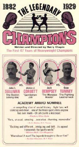 The Legendary Champions