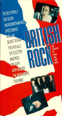 British Rock: The Legends of Punk & New Wave