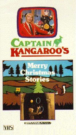 Captain Kangaroo: Merry Christmas Stories