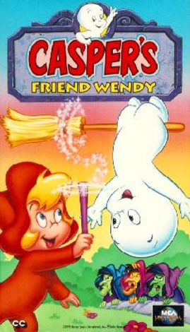 Casper's Friend Wendy