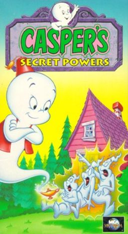 Casper's Secret Powers