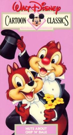 Nuts About Chip 'n' Dale: Walt Disney Cartoon Classics