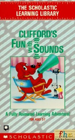 Clifford the Big Red Dog: Clifford's Fun with Sounds
