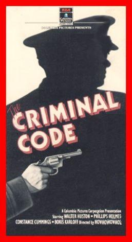 The Criminal Code