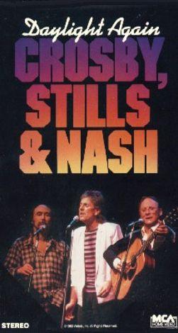 Crosby, Stills and Nash: Daylight Again