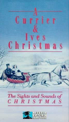 Currier and Ives Christmas