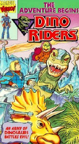 Dino Riders: The Adventure Begins
