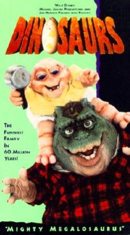 Dinosaurs : Episode 001