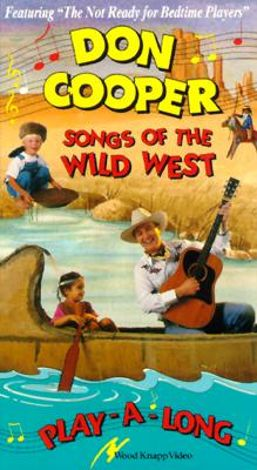 Don Cooper: Songs of the Wild West