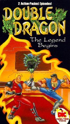 Double Dragon: The Legend Begins