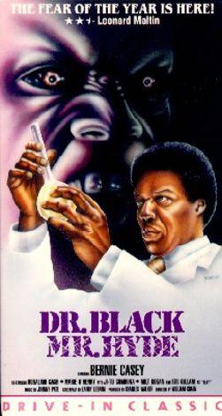 Dr. Black and Mr. White