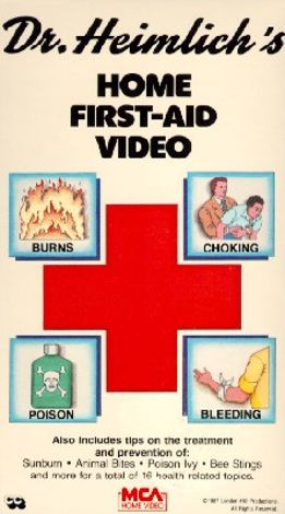 Dr. Heimlich's Home First-Aid Video