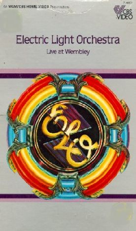 ELO Live at Wembley 1978