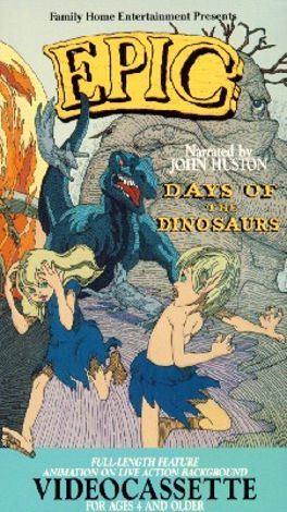 Epic: Days of the Dinosaurs