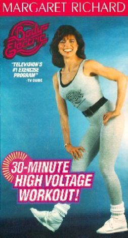 Margaret Richard: Body Electric - 30-Minute High Voltage Workout