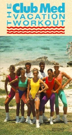 Club Med Vacation Workout