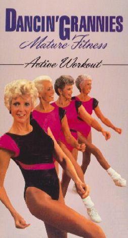 Dancin' Grannies: Active Workout