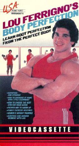 Lou Ferrigno's Body Perfection